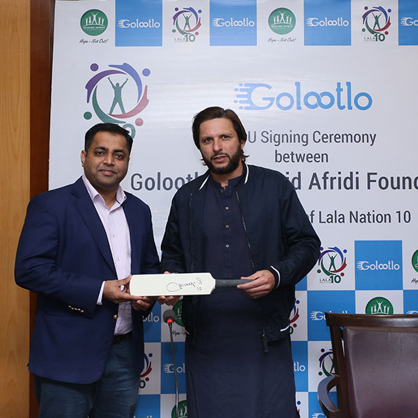 Golootlo and SAF partners for the PSL V for a CSR